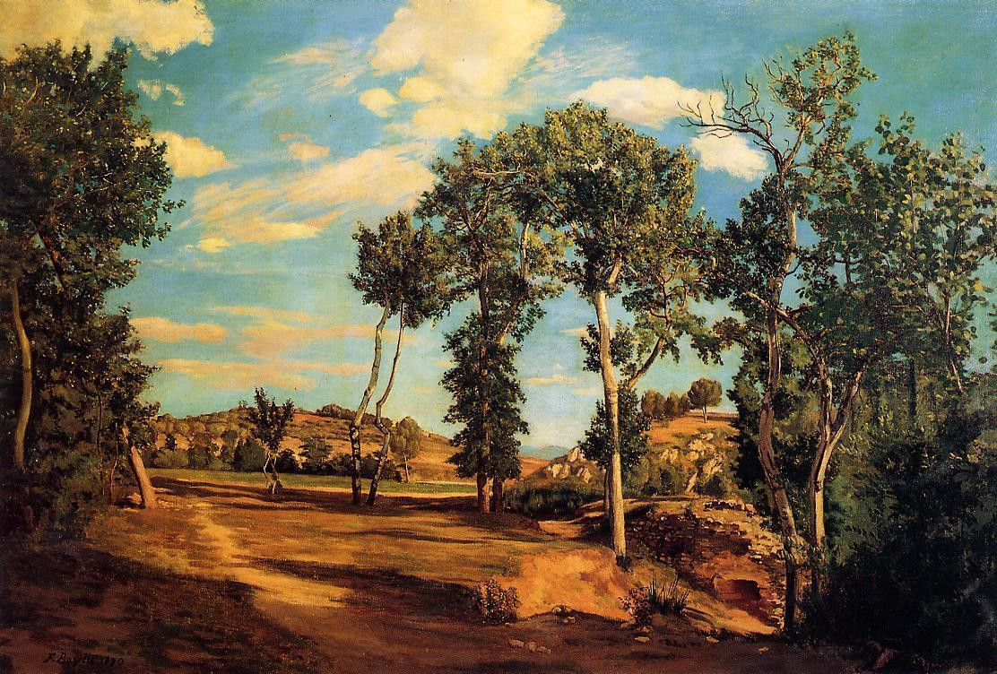 The Banks of the Lez 1870